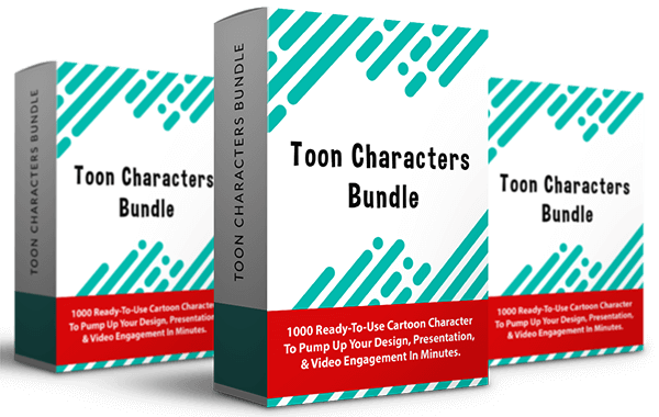 Toon Characters Bundle Review