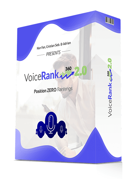 VoiceRank360 2.0 Review – The Future of Ranking