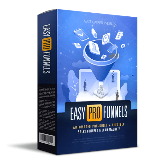 Easy Pro Funnels Review