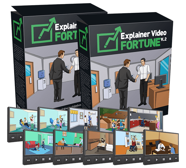 Explainer Video Fortune Vol.2 Review