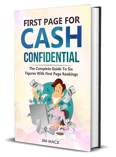 First Page For Cash Confidential Review