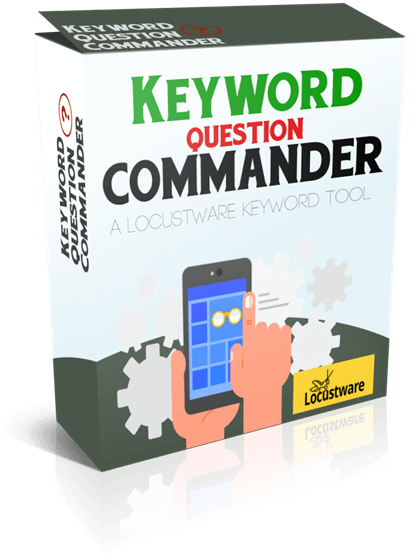 Keyword Question Commander Review