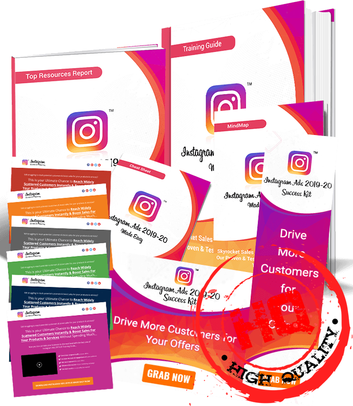 Instagram Ads 2019-20 Success Kit PLR Review