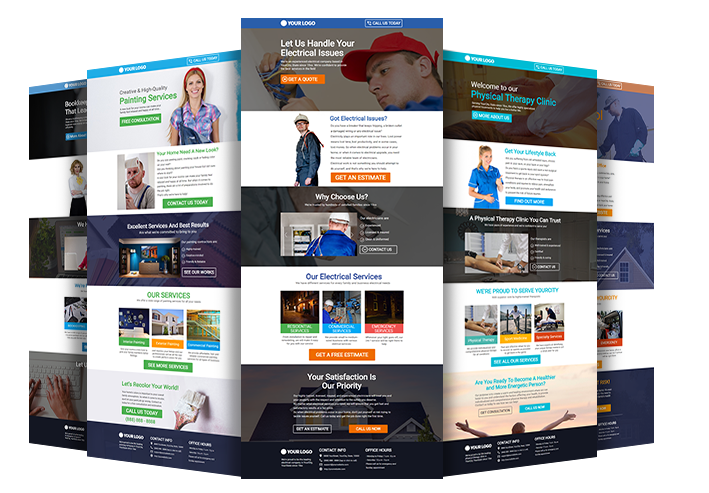 Local Landing Page Pack 2019 Review