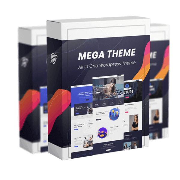 MEGA WordPress Theme Review