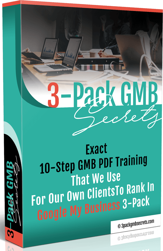 3-Pack Google My Business Secrets Review