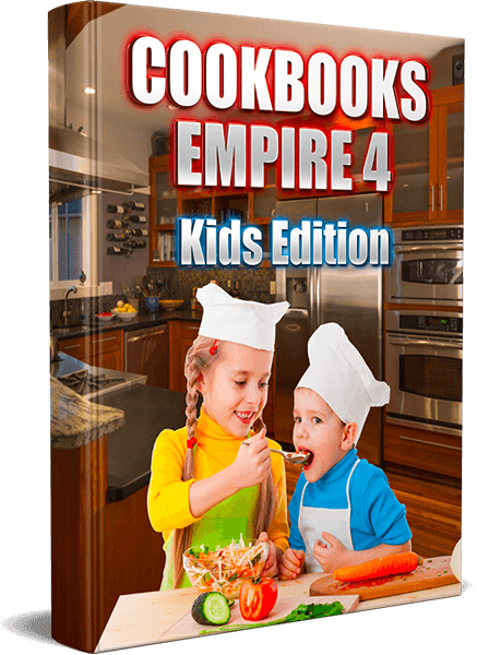 Cookbooks Empire 4 Review