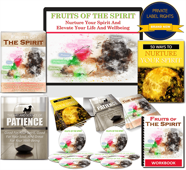 Fruits Of The Spirit PLR Review