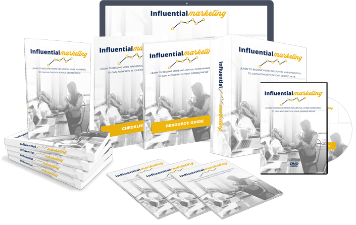 Influential Marketing PLR Review – Brand-New and High-Quality
