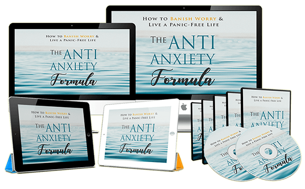 Anti-Anxiety Formula PLR Review