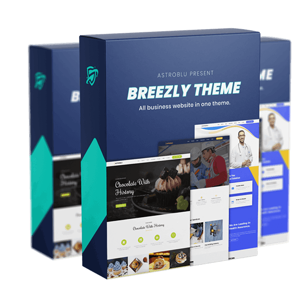BREEZLY WP Theme Review