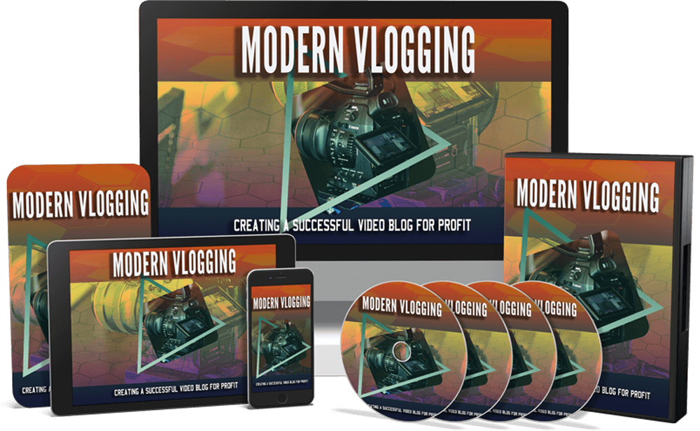 Modern Vlogging PLR Review