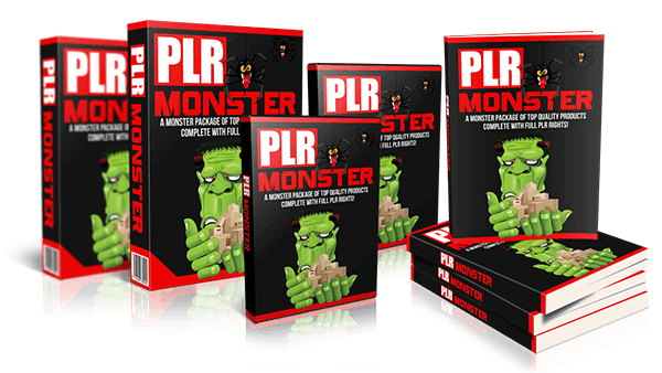 PLR Monster Reviews