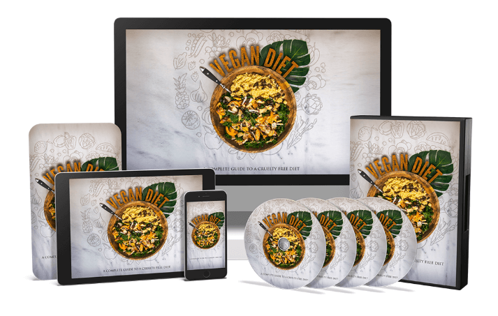 Vegan Diet PLR Review – Keep 100% Of The Profits On This