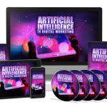 Artificial Intelligence In Digital Marketing PLR Review