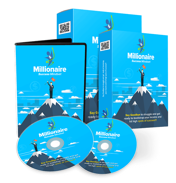 Millionaire Success Mindset PLR Review
