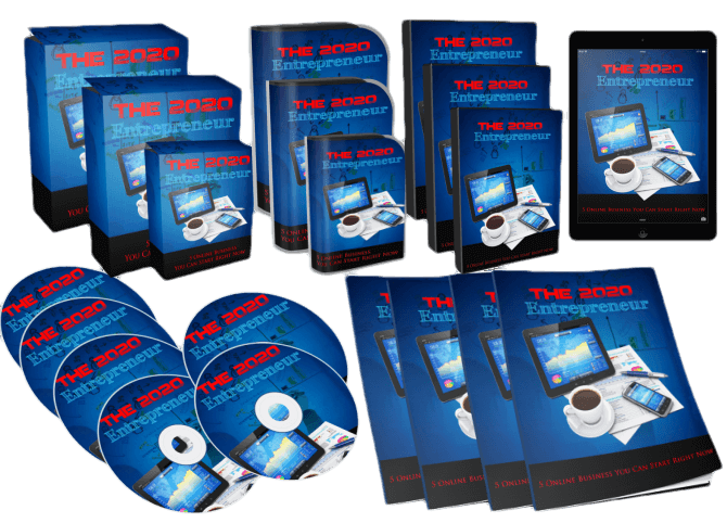 The 2020 Entrepreneur PLR Review