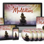 The Beginner's Guide To Meditation PLR Review