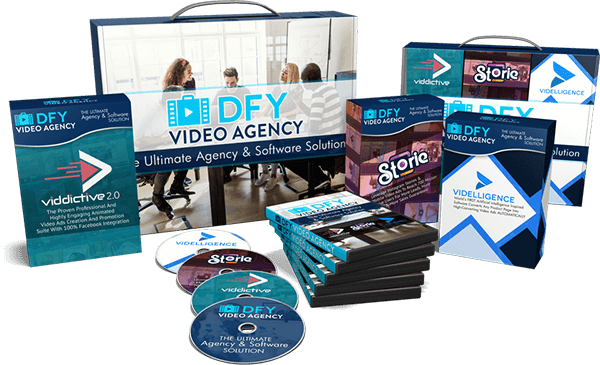 DFY Video Agency Review – Start Your Own Software Business Today