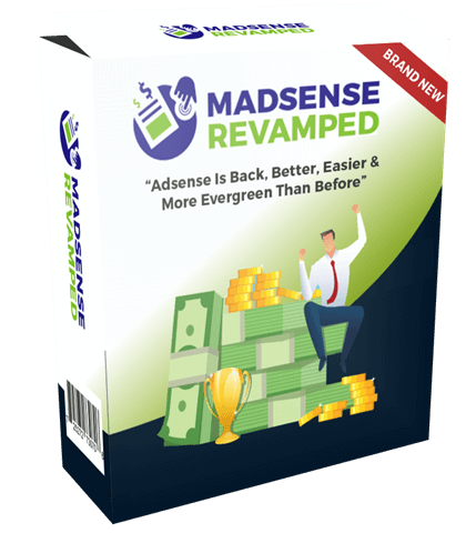 Madsense Revamped Review – The Best Innovative Adsense System