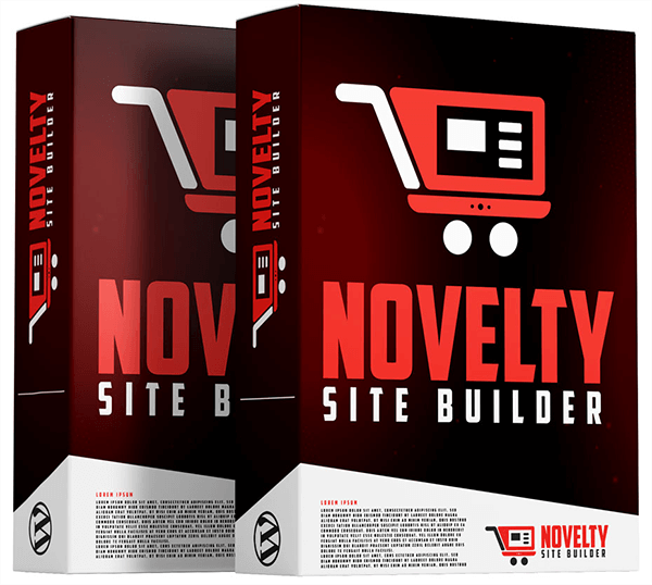 Novelty Site Builder Review