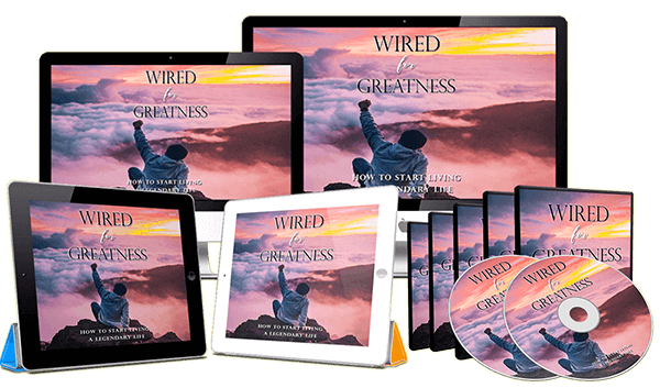 Wired For Greatness PLR Review