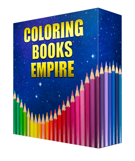 Coloring Books Empire Review