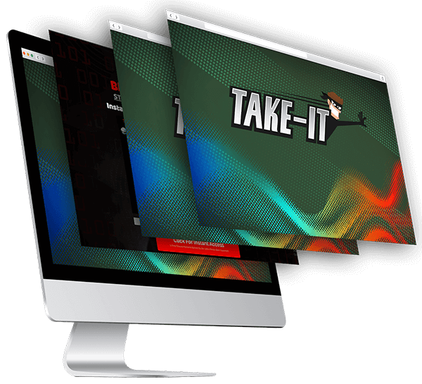 TAKE IT Review – A Breakthrough Software Clones Any Page In Seconds