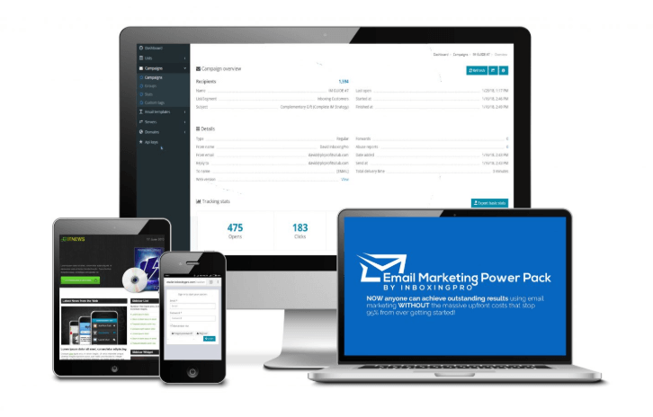 Email Marketing Power Pack Review