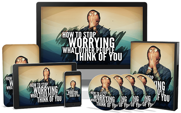 How to Stop Worrying What Other People Think of You Review