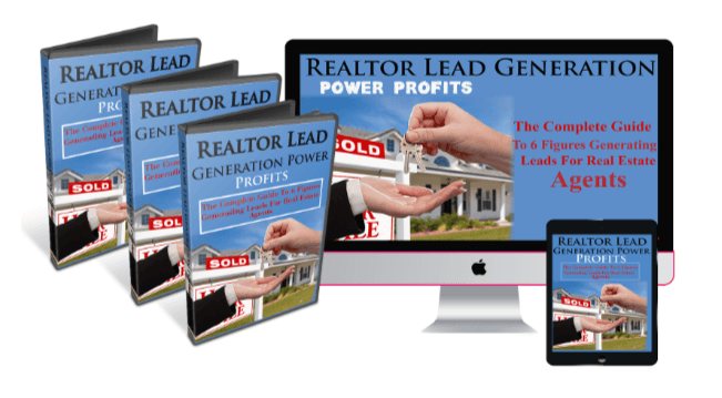 Realtor Lead Generation Power Profits Review