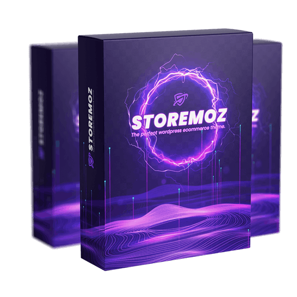 STOREMOZ ECOM WP Theme Review