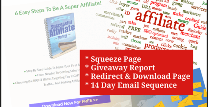 Affiliate Marketing List Building Pack Review