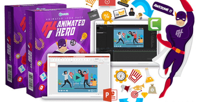 Animated Hero Review
