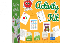 Fruit Fun Activity Kit Review