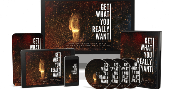 Get What You Really Want PLR Review
