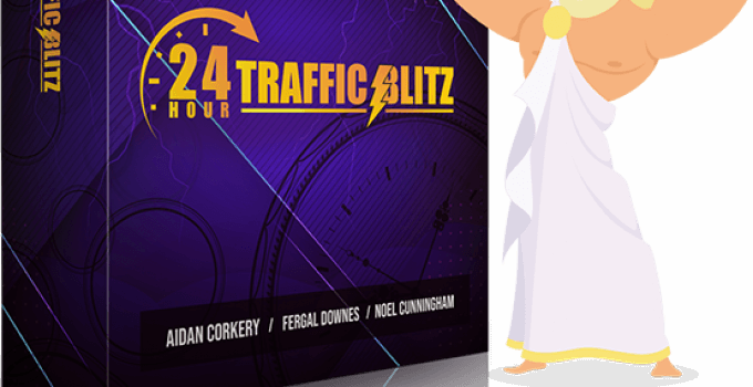 24 Hour Traffic Blitz Review – Getting a Flood of Free Traffic