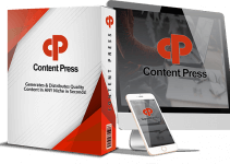 ContentPress Review – Create & Sell Unique Articles In 60 Seconds