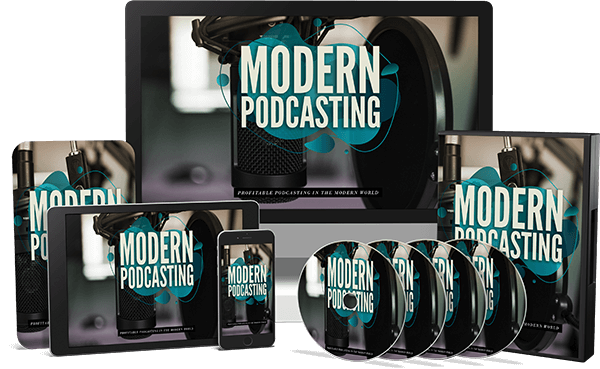 Modern Podcasting PLR Review