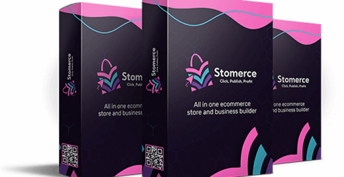 Stormerce Review – All-In-One eCom Store & Business Builder