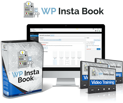 WP Insta Book Review