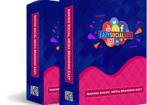 Eazy Social Ads PLR Review