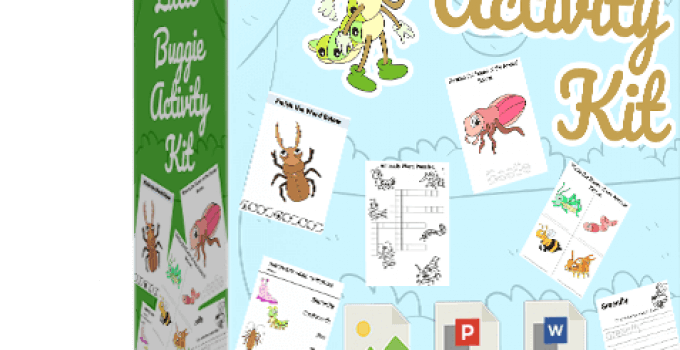 Little Buggie Activity Kit Review