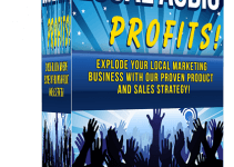Local Audio Profits Review – Completely New, Hot, and Profitable