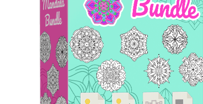 Mandala Bundle with Dot-to-Dot Review