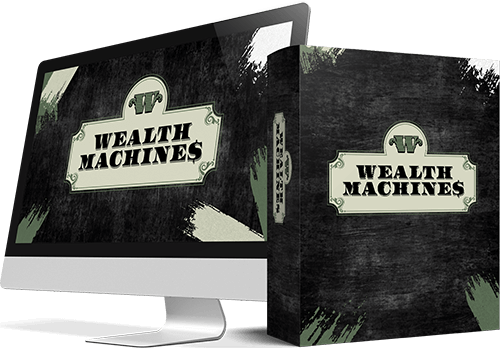 Wealth Machines by Team Black Belt Review