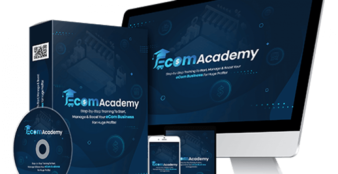 eComAcademy Unrestricted PLR Review – Honest Review