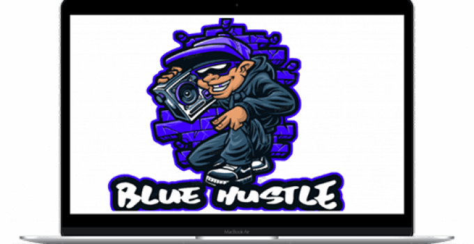 Blue Hustle by Shan Din Review