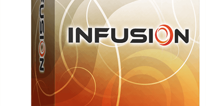 Infusion by Mark Barrett Review