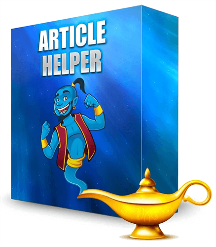 Article Helper Review
